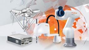 Foto de Kuka añade a su portfolio los nuevos robots KR Delta y KR Scara