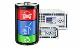 Foto de Electromovilidad: reciclaje sostenible de baterías con EA-Elektroautomatik y RS Components