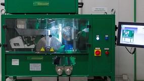 Foto de Separación triboeléctrica de polímeros