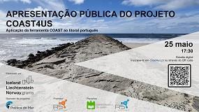 Foto de Apresentação pública do 'COAST4US': o projeto que combate a erosão costeira