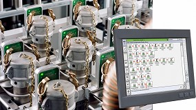 Foto de Monitorización de la distribución de material para las aplicaciones más exigentes