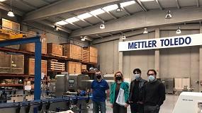 Foto de El Packaging Cluster visita el Barcelona Test Center de Mettler Toledo