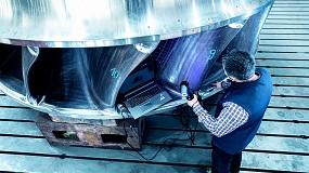 Foto de Andritz Hydro confía en Creaform para aumentar su capacidad de medición