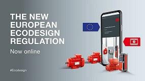 Foto de Novo Regulamento de Ecodesign entra em vigor a 1 de julho