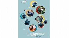 Foto de CNH Industrial publica su Informe de Sostenibilidad 2020