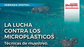 Foto de Luta contra os microplásticos: conferência sobre técnicas de amostragem, análise e extração