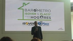 Foto de El Barómetro Isover & Placo evidencia que los españoles demandan hogares más saludables, eficientes y confortables