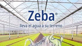 Foto de Zeba, hidratación y nutrición del suelo para conseguir cultivos más vigorosos de forma natural
