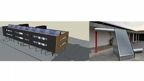 Foto de Uso de invernaderos en cubiertas para reducir el consumo energético de los edificios