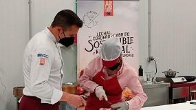 Foto de Jornadas de formación de los nuevos cortes de ovino y caprino para carniceros profesionales