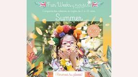 Foto de Actividades de verano para una inmersión lingüística en inglés divertida y natural