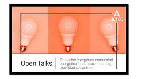 Foto de Anese y Aerce organizan la jornada 'Transición energética: comunidad energética local, autoconsumo y movilidad sostenible'