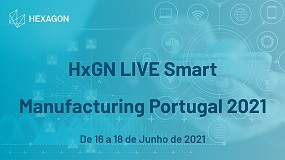 Foto de Hexagon organiza a o primeiro evento HxGN LIVE Smart Manufacturing Portugal