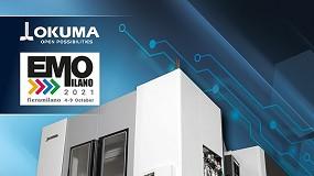 Foto de Okuma prepara estreia mundial para a EMO Milano 2021