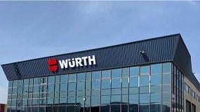 Foto de Würth España inaugura en A Coruña su tienda autoservicio número 120