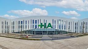 Foto de Soluciones Vicaima en el recién inaugurado Hospital Internacional de Las Azores