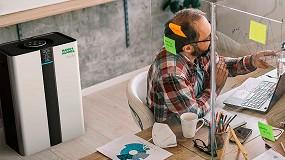 Foto de MANN+HUMMEL desarrolla purificadores de aire antivirales para devolver la seguridad en los espacios cerrados