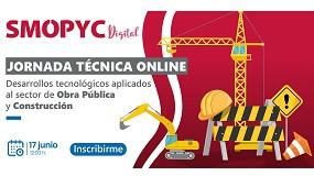 Foto de Smopyc Digital pone sobre la mesa la importancia de los nuevos desarrollos tecnológicos, aplicados a la obra pública y la construcción