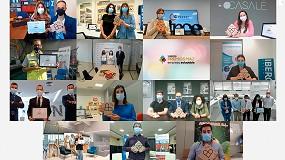Foto de MAZ premia a las catorce empresas más saludables del país