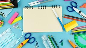 Foto de Material escolar, la licencia como factor principal (con galería de productos destacados)
