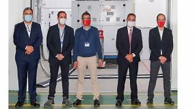 Foto de Ciat inaugura un nuevo laboratorio para equipos autónomos