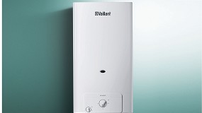 Foto de Vaillant lanza un nuevo calentador atmosférico Bajo NOx