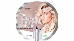Foto de Los salones de peluquería de Intercoiffure se suman al reciclado
