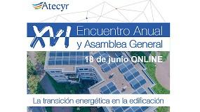 Foto de Atecyr celebra su XVI Encuentro Anual en formato online
