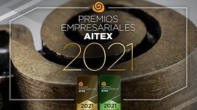 Foto de Aitex lanza la tercera edición de sus Premios Empresariales, con más de 60.000 euros en premios