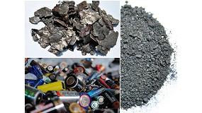Foto de ERP España recuperó en 2020 más de 2.000 toneladas de materiales valorizables procedentes de pilas y baterías en desuso