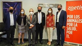 Foto de Zoetis y CEOE lideran un abordaje común de la salud humana, animal y ambiental