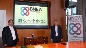 Foto de Servihabitat renueva su apuesta por BNEW y repite como patrocinador principal en esta segunda edición