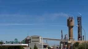 Foto de Grupo Fertiberia impulsa la eficiencia energética de su planta de Palos de la Frontera