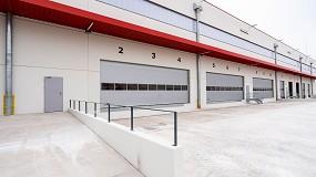 Foto de Montepino suma un nuevo edificio logístico en San Fernando de Henares con una inversión de 8,8 millones