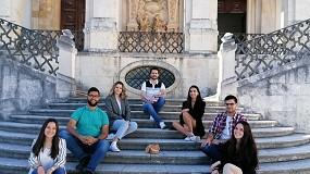 Foto de Estudantes da Universidade Coimbra criam lancheira ecológica à base de cortiça
