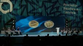 Foto de DGT, Banco Caminos y la Administración sueca de Carreteras reciben la Medalla de Honor de la AEC en las categorías Oro, Plata e Internacional