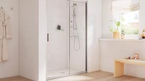Foto de Cinco ideias para renovar o espaço de banho sem ter de retirar os azulejos