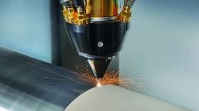 Foto de El proceso EHLA optimiza el recubrimiento de rodillos hasta 200 metros por minuto