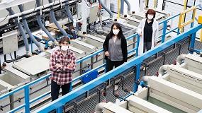 Foto de Cidetec Surface Engineering aplica pulido químico para superar los límites de la fabricación aditiva en piezas de aeronáutica