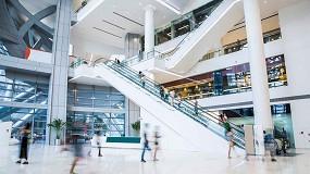 Foto de Sigue subiendo la afluencia a los centros comerciales