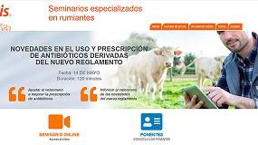 Foto de Jornadas de Zoetis para informar a los veterinarios de las novedades en la prescripción de antibióticos