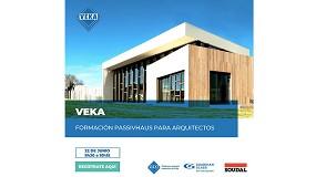 Foto de VEKA organiza el webinar 'Passivhaus: La clave para diferenciar tus proyectos'