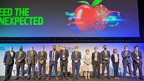 Foto de El alcalde de Bilbao y Gobierno Vasco presiden la ceremonia inaugural de Food 4 Future en Bilbao