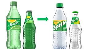 Foto de Sprite anuncia mudança para garrafa PET transparente