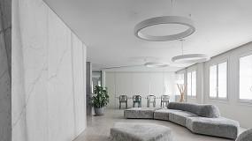 Foto de Sto Ibérica: acondicionamento acústico e pintura interior especial ajudam a criar espaços mais protegidos de vírus e bactérias