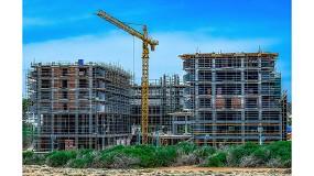 Foto de El consumo de cemento crece un 17% en mayo