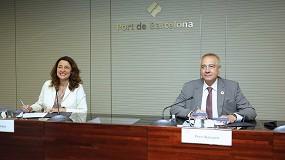 Foto de El Port de Barcelona aumenta su apuesta en la segunda edición de la Barcelona New Economy Week