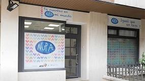 Foto de Palletways Iberia colabora con la Asociación Nupa