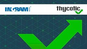 Foto de ThycoticCentrify firma un acuerdo de distribución con Ingram Micro en España