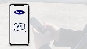 Foto de CarrierAR: a app que ajuda a descobrir os produtos da Carrier através da realidade aumentada